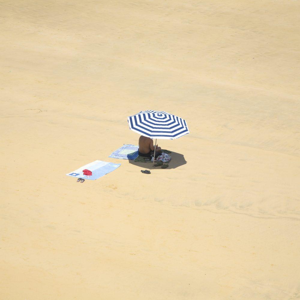 Playa · Portada