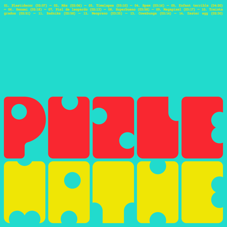 Puzle · Portada